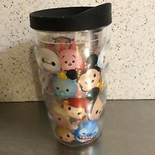 Disney Tsum Tsum Tervis Cup Mug Lidded Hot Cold Dishwasher Safe Made USA Child
