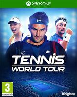 Tenis Mundo Tour Xbox One Bigben Interactive
