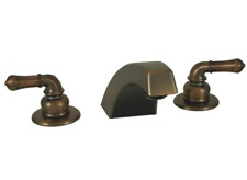 Mobile Home/RV Garden Tub  Faucet Adjustable Filler - Oil Rubbed Bronze