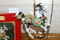 NEW 2004 Breyer Native American Painted Pony Carousel Holiday Horse Ornament