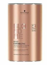 Schwarzkopf BlondMe Bond Enforcing Premium Lightener 9+ 450g - Also Sell Blondor