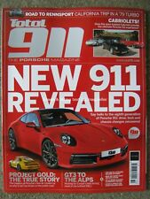 Total 911 Porsche issue 172 new 992 996 GT3 935 991 911 Turbo 964 993 Cabriolet
