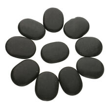 Lots 10 Volcano Massage Stone Hot Stones Basalt Rocks for Spa Pain Relief