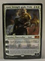 MtG Magic: the Gathering Core Set 2020 Mythic Ajani, Strength of the Pride LP/NM