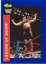 1991 Classic WWF WWE #79 Legion of Doom