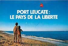11* PORT LEUCATE  plage   (CPM 10x15cm)                          MA62-0061