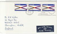 Canada 1970 Airmail FDC Maple Leaf Slogan Cancel Manitoba Stamps Cover ref 22012