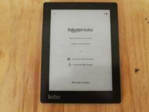 Kobo Aura N514 eBook Reader e-ink 4GB Wi-Fi 6 inch Black