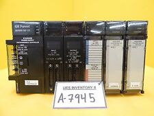 GE Fanuc Series 90-30 5-Slot PLC Controller System IC693CPU313V Used Working
