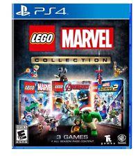 Marvel Super Hero PlayStation 4 Best Kids Childrens PS4 Games New Hulk 3 Games