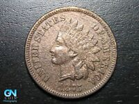 1875 Indian Head Cent Penny  --  MAKE US AN OFFER!  #B2048