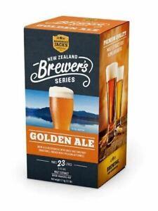 Mangrove Jacks New Zealand Brewers Series (Golden Ale)
