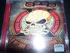 FIVE FINGER DEATH PUNCH A Decade Of Destruction (Australia) CD - New