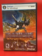 Supreme Commander: Forged Alliance - PC