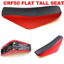 Pit Dirt Bike Red Tall Flat SEAT Honda CRF50 50cc 110cc 125cc Pitbike