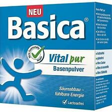 BASICA Vital pur Basenpulver 20 St PZN 12371115