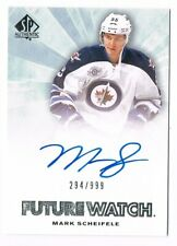 2011-12 SP Authentic Future Watch Rookie Autograph #228 Mark Scheifele /999 RC