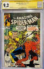 CGC Signature Series 9.2 Amazing Spider-Man #246 Comic Signed by John Travolta