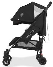 Maclaren Baby Quest ARC Lightweight Umbrella Fold Stroller Black/Black NEW