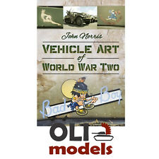 VEHICLE ART of WORLD WAR TWO by John Norris - Casemate Books 34187