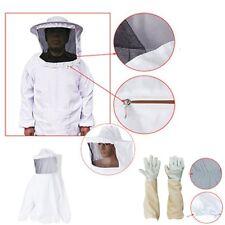 Imker Imkerjacke Imkeranzug Beekeeper Schutzanzug Bienenschutz Hut Schleier TOP+