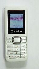 Vodafone 246 - Weiß OHNE SIMLOCK Handy TOP ZUSTAND + ZUBEHÖHR