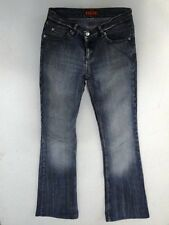 Tally Weijl  Jeans Hose Schlaghose Blau Stonewashed W28 L32