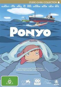 PONYO : NEW Ghibli 2-DVD Special Edition