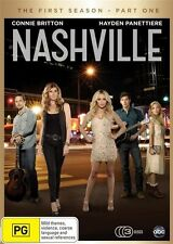 Nashville : Season 1 : Part 1 (DVD, 2014, 3-Disc) R4 New, ExRetail Stock (D152)
