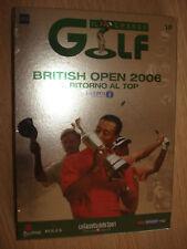 DVD N°10 IL GRANDE GOLF BRITISH OPEN 2006 RITORNO SUPERIOR