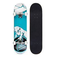 Z Flex Complete Mini Polar Bear Skateboard 7.25""