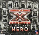 THE X FACTOR FINALISTS - HERO (2 track CD single)