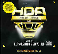 Kutski / Zatox / Steve Hill ‎– Hard Dance Awards 2012 (Box C118)