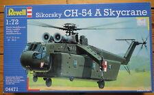 REVELL 1/72 Sikorsky CH-54 A SKYCRANE  04471