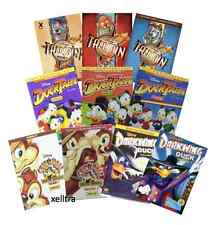 Disney TaleSpin DuckTales DarkWing Duck Chip N Dale Complete DVD Series