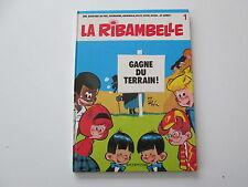 LA RIBAMBELLE T1 1983 GAGNE DU TERRAIN BE/TBE