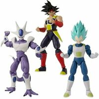 IN STOCK! Dragon Ball Stars Action Figure Wave 16 Set of 3 Figures Bandai