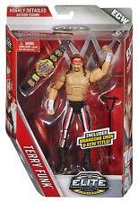 WWE Mattel Elite 41 Terry Funk mit ECW Title Funk U Neu und OVP
