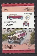 H159) Timbres Neufs MNH (Lancia Lambda 1925) /NANUMEA-TUVALU /CARS-AUTOMOBILES