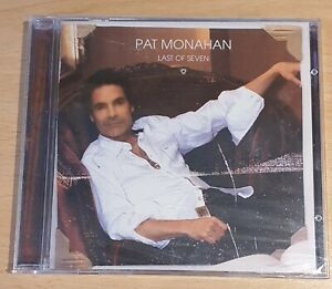 Pat Monahan Last Of Seven CD Still In It's Cellophane Wrapping BRAND NEW SEALED