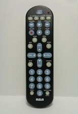 RCA RCR4258N 4 Device Universal Remote Control, 30 Day Guarantee