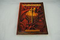 Livre WARHAMMER LE JEU DES BATAILLES FANTASTIQUES (VF / Games Workshop)