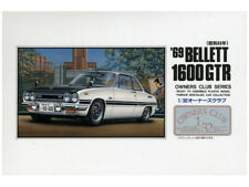 NEW ARII 1969 BELLETT 1600 GTR 1/32 Scale PLASTIC MODEL KIT OWNERS CLUB SERIES