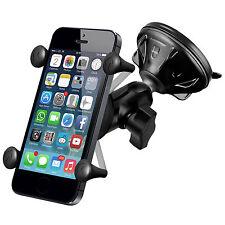 Ram X-Grip ® universal del teléfono inteligente & Sat Nav Montaje De La Succión RAM-HOL-UN7B-KT