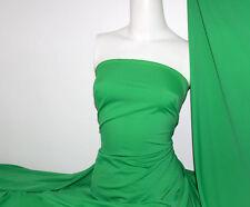 Kelly Green Lycra/Spandex 4 way stretch Finish Fabric