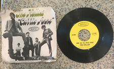 "HOLLIES Carrie Anne / Signs That Will Never Change 7"" Vinyl 45 w/ps"