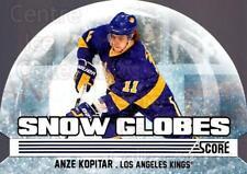 2011-12 Score Snow Globes #5 Anze Kopitar