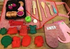 Baking play set with accessories!...all in  included!....