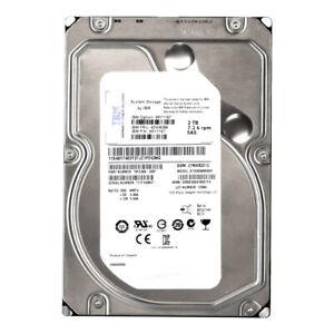 IBM 45W8286 2TB 7.2K 64MB SAS-2 3.5'' 99Y1167 ST2000NM0001