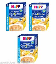 HiPP Organic Baby Food Milk Pudding Oats & Apple From 8 Months Post
